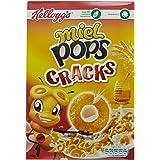 Kellogg's Céréales Miel Pops Cracks 400 g - Lot de 3