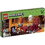 レゴ マインクラフト ネザー 21122 LEGO Minecraft 21122 the Nether Fortress Building Kit [並行輸入品]