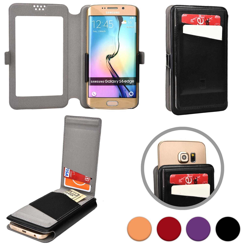 Amazon Cooper Cases TM Slider Flip Motorola Droid Maxx Mini Ultra Smartphone Wallet Case in Black puters & Accessories