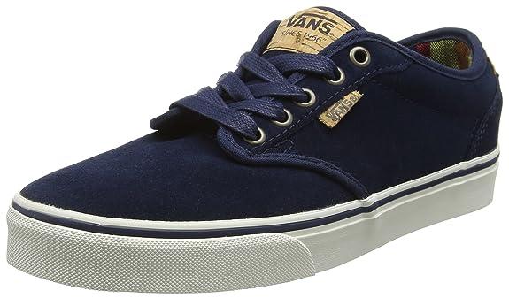 Vans Atwood, Chaussures de Running Homme, Bleu (Camping), 39 EU
