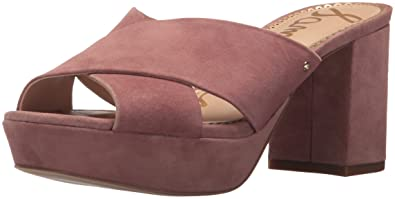 d10688374df Amazon.com  Sam Edelman Women s Jayne Heeled Sandal  Sam Edelman  Shoes