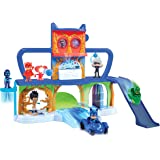 PJ Masks Headquarters Playset Mailer, Multi-Color