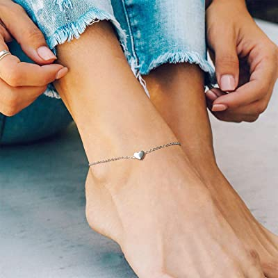Personalized Tiny Name Bracelet Anklet Personalized Anklet custom name Anklets Dainty Delicate Anklet Sterling Silver 925 or Gold Plated