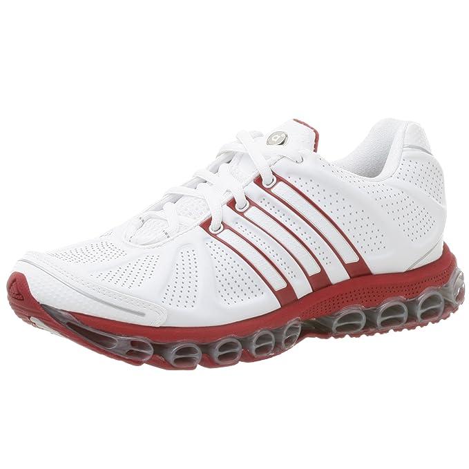 15e00d8ff5688 Adidas Men's a3 Microride Synthetic Running Shoe, Runwht/DpRed ...