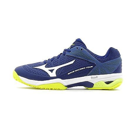 Mizuno Wave Exceed Tour 2 CC - Zapatillas Tenis Hombre - Men s Tenis Shoes: Amazon.es: Ropa y accesorios