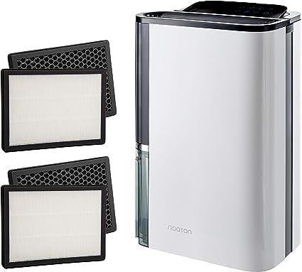 filtro HEPA e carbone Deumidificatore e purificatore d/'aria NOATON DF 4123