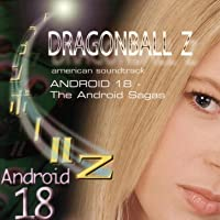 DragonBall Z Andriod 18 - The Android Sagas