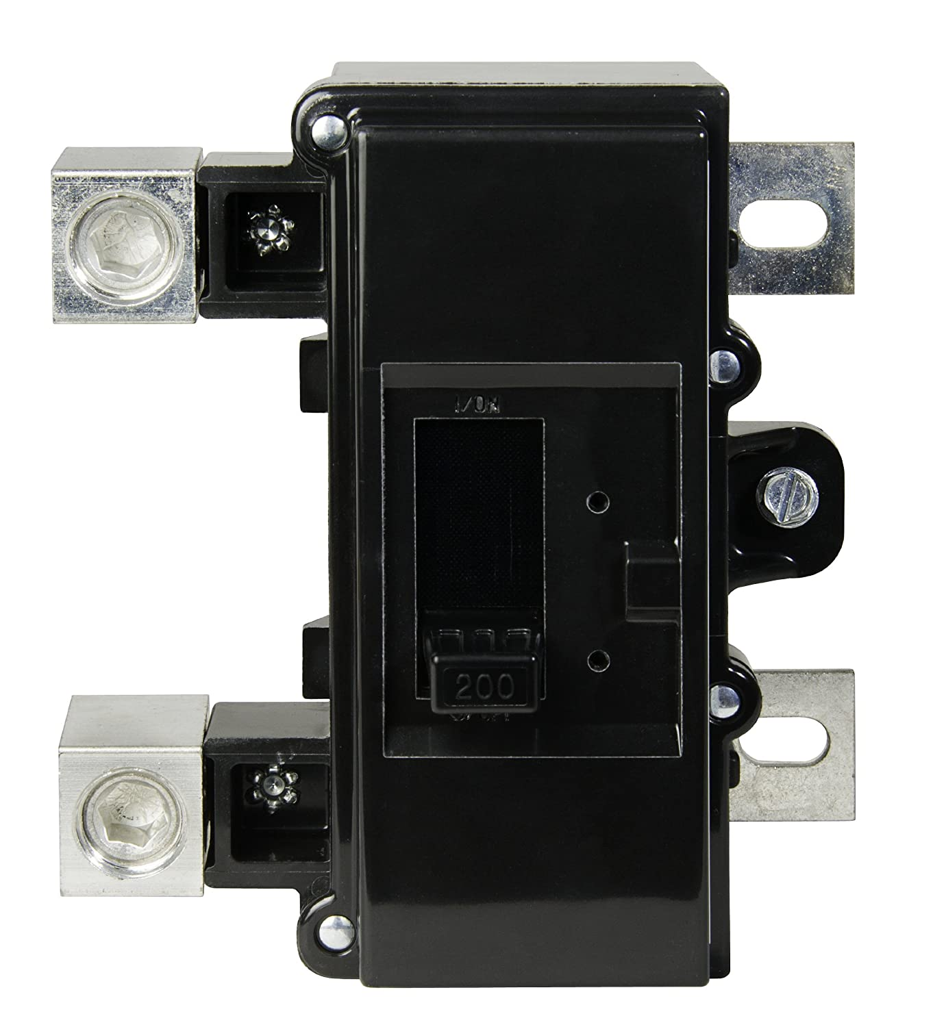 Square D By Schneider Electric Qom2200vh Qo 200 Amp 22k Air Qom2 Circuit Breaker Types Video Different Of Breakers Ehow Frame Size Main For And Homeline Load Centers Panels