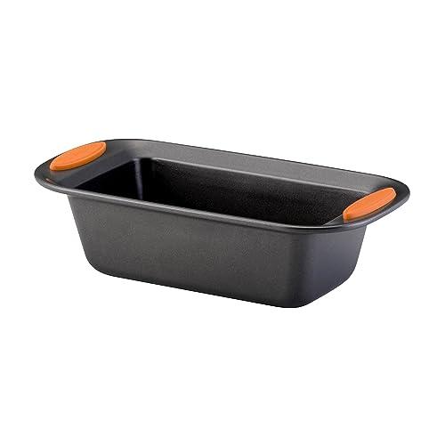 Rachael Ray 54079 Yum-O Nonstick Bakeware Loaf Pan