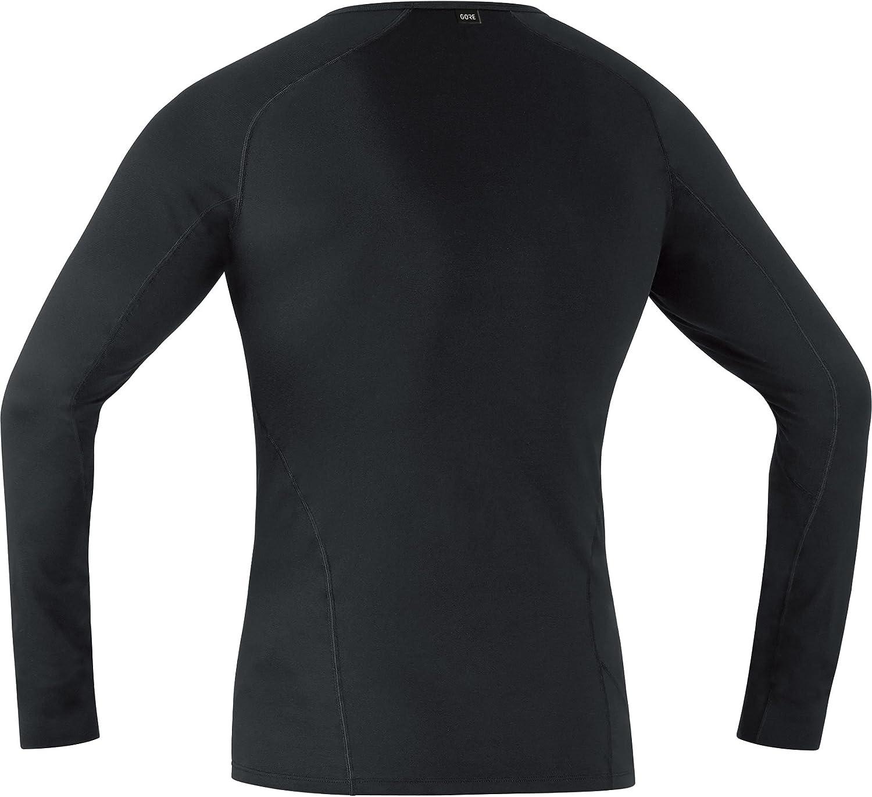 Gore M Base Layer Long Sleeve Shirt 100317 GORE WEAR Maglia Intima Traspirante a Maniche Lunghe da Uomo