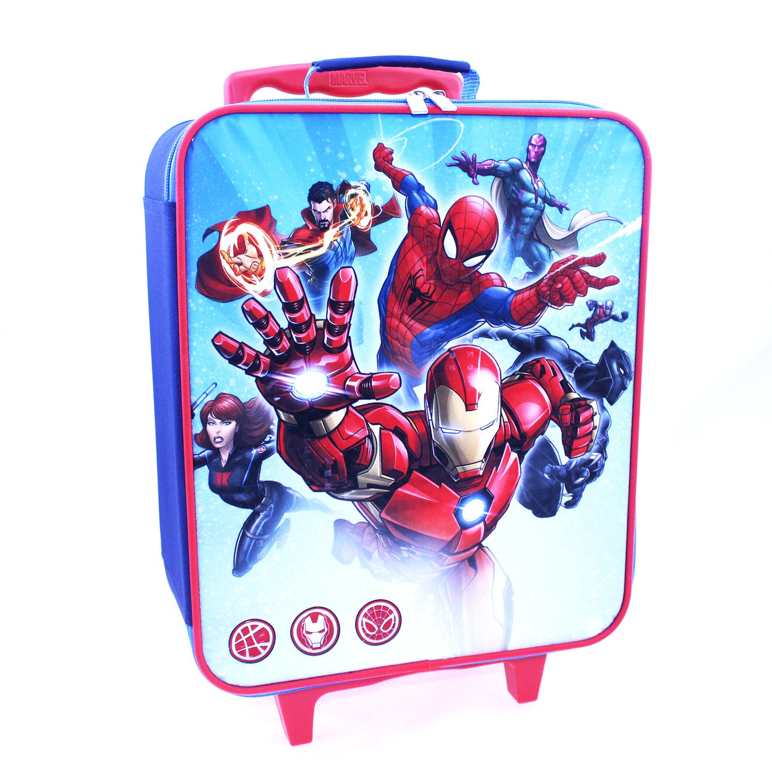 Marvel Boys' Avengers Pilot Case, Blue MV29832-SC-BL00