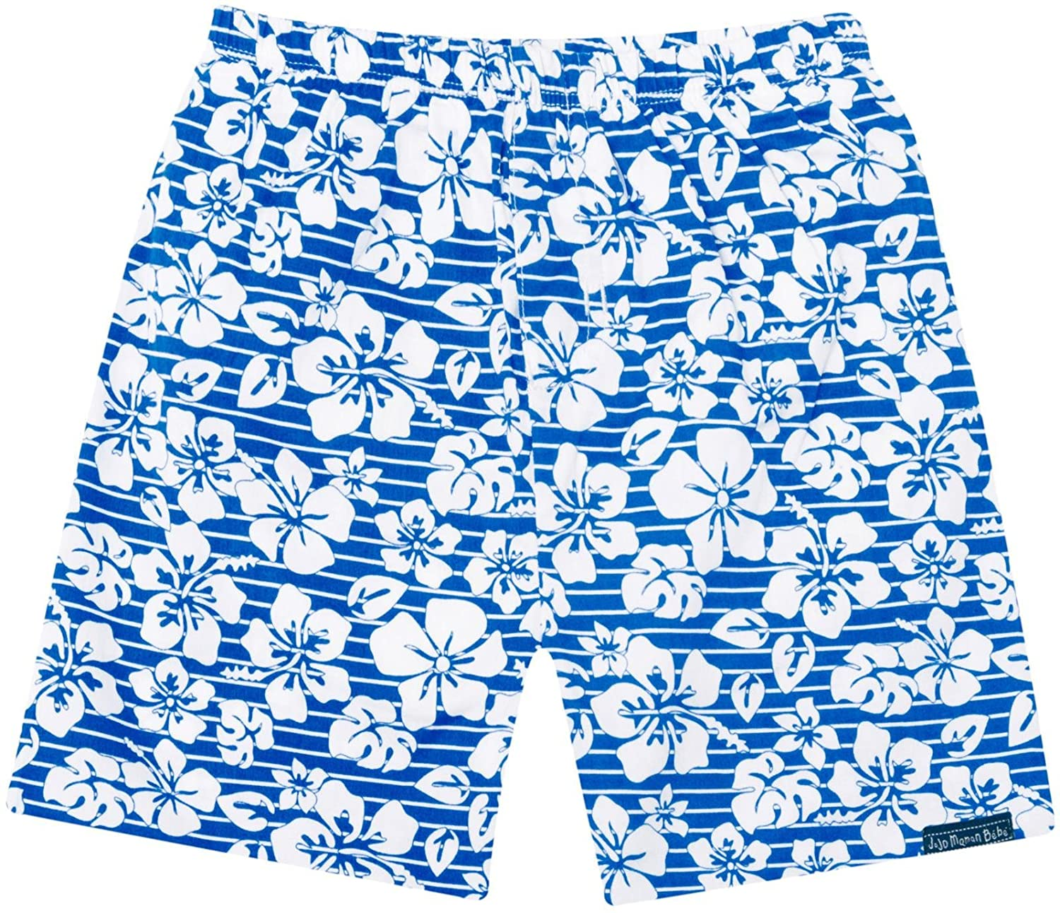 2-3 - Blue Hawaiian Baby//Toddler JoJo Maman Bebe Little Boys Swim Shorts