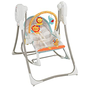 Fisher-Price 3-In-1 Baby To Toddler Baby Swing And Rocker **BRAND NEW**