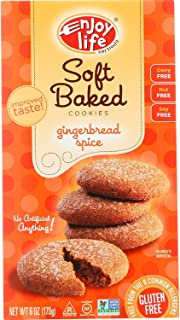 product image for Enjoy Life Gingerbread Spice Cookie, 6 Ounce -- 6 per case.