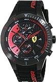 [スクーデリア フェラーリ ウォッチ]Scuderia Ferrari Watch 腕時計 REDREV EVO 0830260 メンズ 【正規輸入品】
