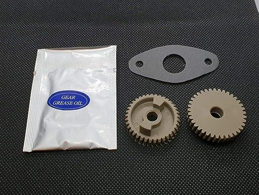LST 2x Zahnrad Reparatur Schiebedach Faltdach Faltverdeck Motor LUPO POLO