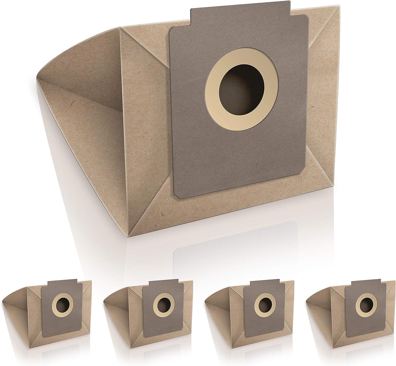 Wessper Bolsas de aspiradora para Fagor VCE 140 (5 Piezas, Papel): Amazon.es: Hogar