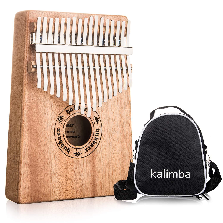Yubbaex Kalimba 17 teclas