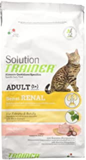 Gato Solution Sensirenal Cerdo Kg. 1.5