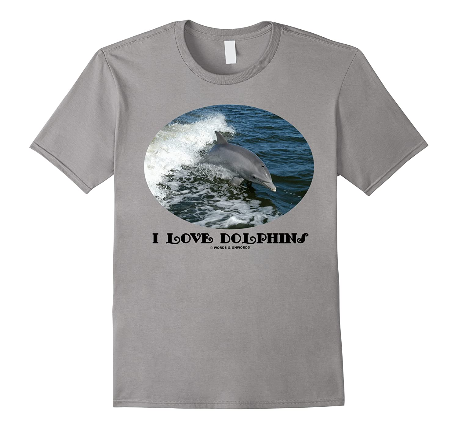 I Love Dolphins Bottlenose Dolphin Cetacean-Vaci
