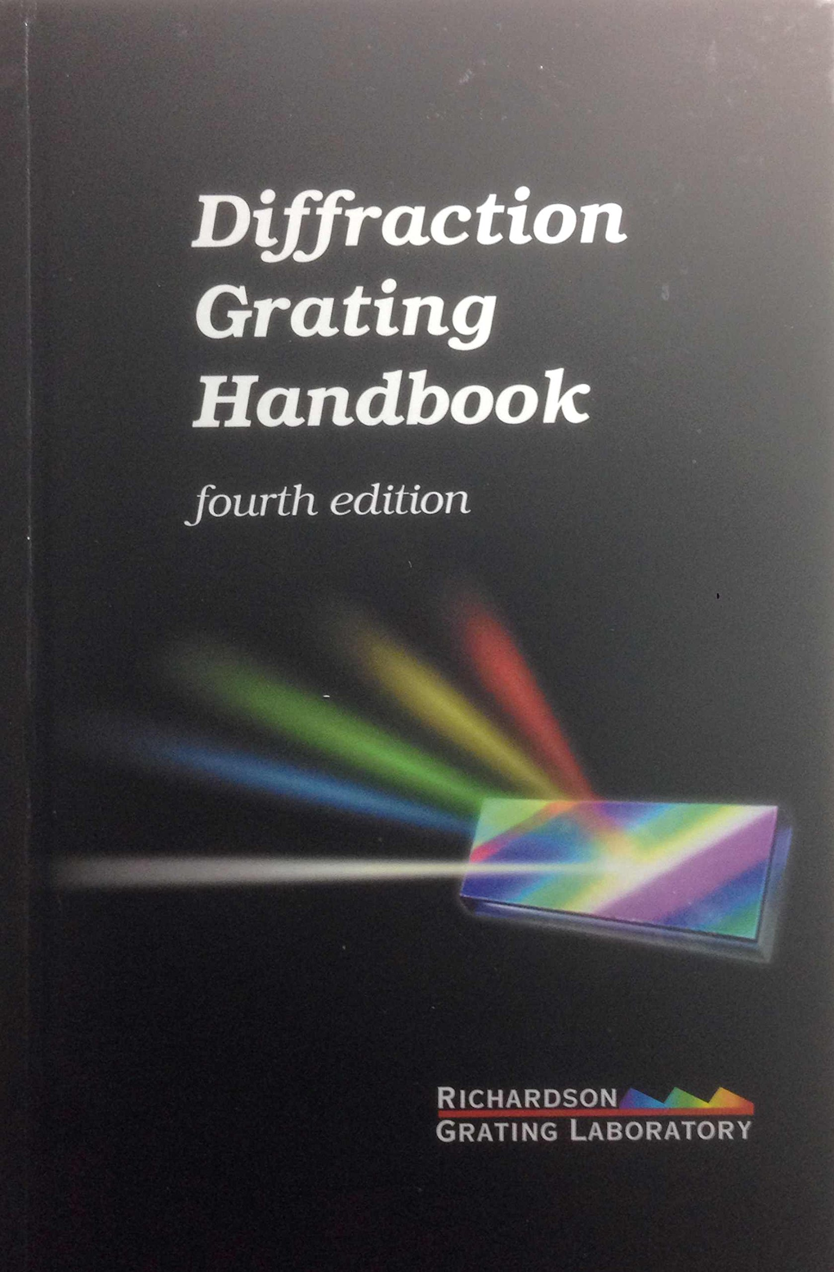 Diffraction Grating Handbook
