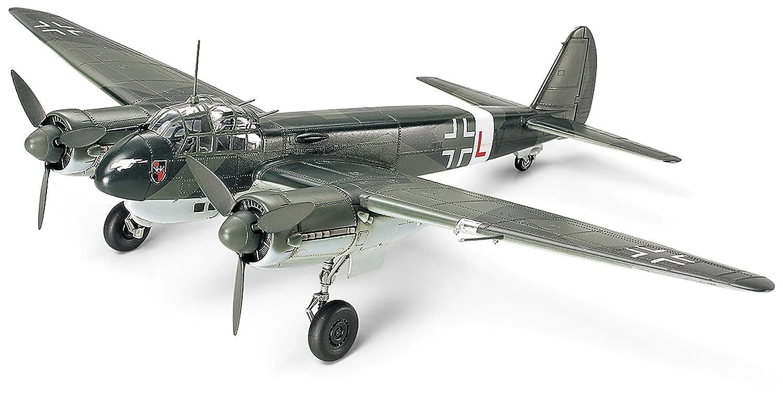 Tamiya Junkers Ju-88C6 German Fighter 1/72 (Japan Import)