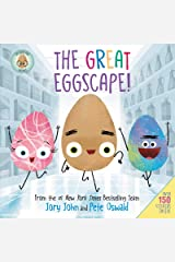 The Good Egg Presents: The Great Eggscape! Hardcover