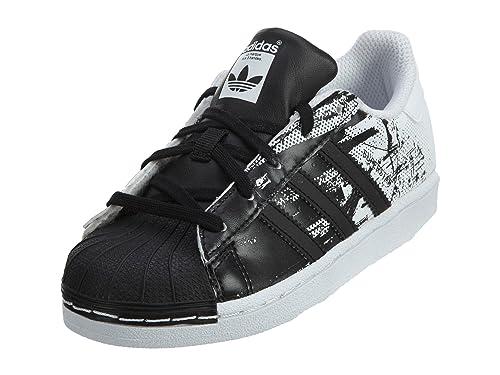 67ffa66ff0a9 Adidas Superstar Kids Shoes  S80147  Amazon.ca  Shoes   Handbags