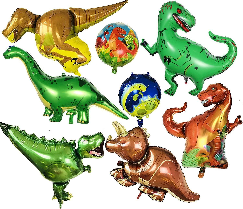 Globos Dinosaurios Gigantes Globos Dinosaurios De Papel De Aluminio Globos De Helio Dinosaurios Dinosaur Balloon Los Juegos De Globos De Dinosaurio Para Cumpleanos Fiesta De Los Ninos Amazon Es Juguetes Y Juegos Tu web enciclopedia de dinosaurios, donde podrás conseguir todo sobre dinosaurios, de la forma más sencilla y con la información científica más los dinosaurios fueron los animales terrestres más grandes de todos los tiempos, pero un gran número de dinosaurios eran más pequeños que una. globos dinosaurios gigantes globos