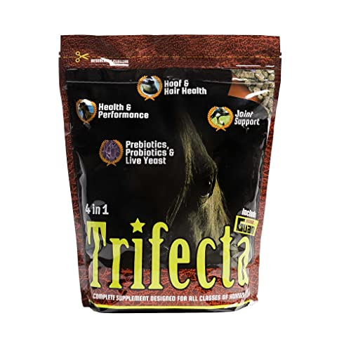 Horse Guard Trifecta Equine Vitamin Mineral Joint Hoof & Probiotic Supplement