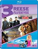 This Means War / Water for Elephants / Legally Blonde Triple Feature Blu-ray