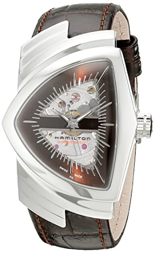 0cc00c03ea3 HAMILTON H24515591 Hamilton Ventura Car H24515591: Amazon.co.uk: Watches