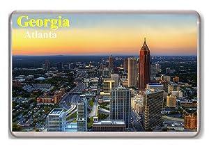 Atlanta/Georgia/fridge magnet.!!!!