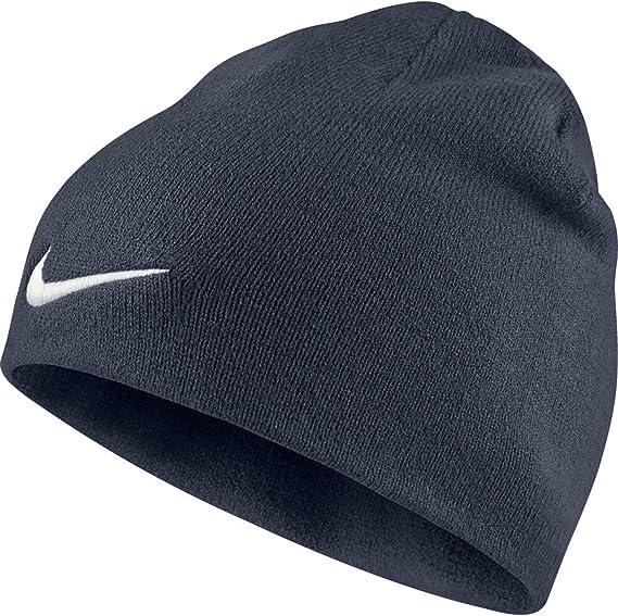 Nike Mütze Team Performance Visera, Hombre, Negro/Blanco, Talla ...