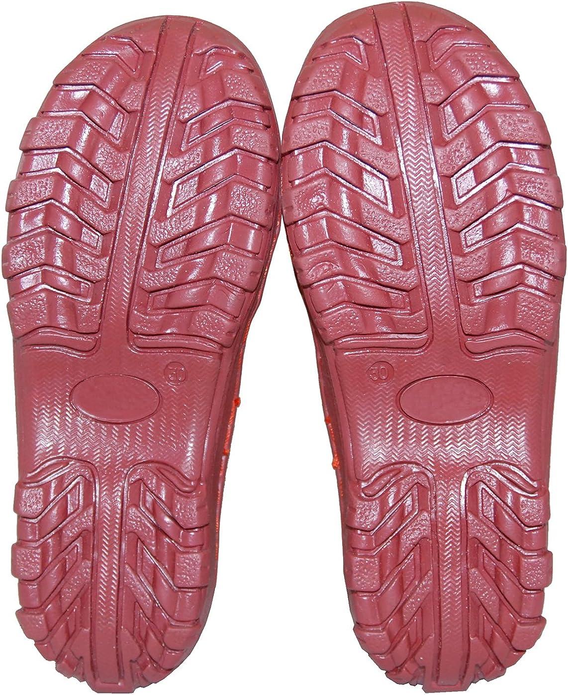 Handmade Valenki Felt Sheepskin Boot Kids 13 Size