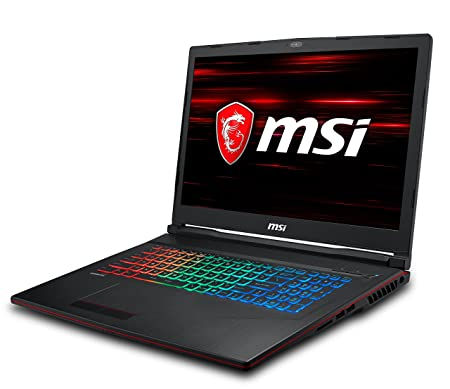 Amazon.com: MSI GP73 Leopard-014 (i7-8750H, 16GB RAM, 256GB SATA SSD + 1TB HDD, NVIDIA GTX 1060 6GB, 17.3