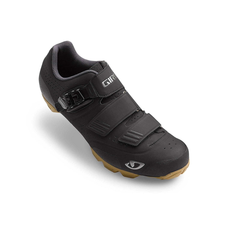Giro メンズ Privateer R B015T7CCQI 45.5|ブラック/ガム ブラック/ガム 45.5