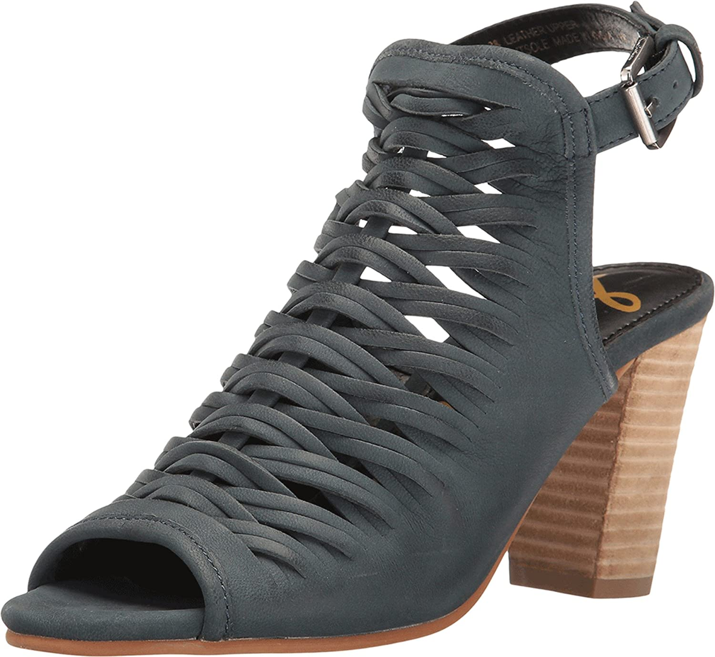 Sam Edelman Womens Holly B01M2CVDUJ 6.5 B(M) US|Navy Leather