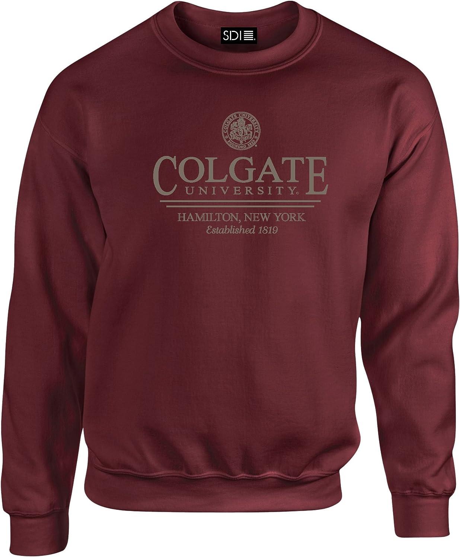 NCAA Classic Seal Crew Neck Sweatshirt