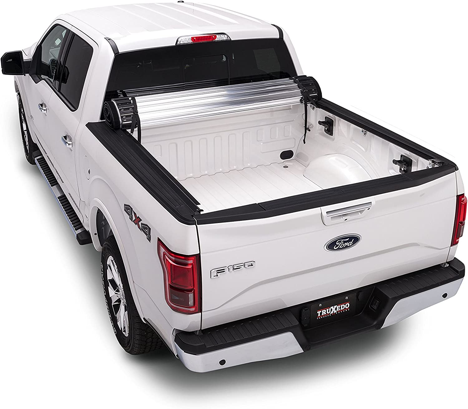 Truxedo Titanium 979601 Titanium Hard Roll-Up Tonneau Cover