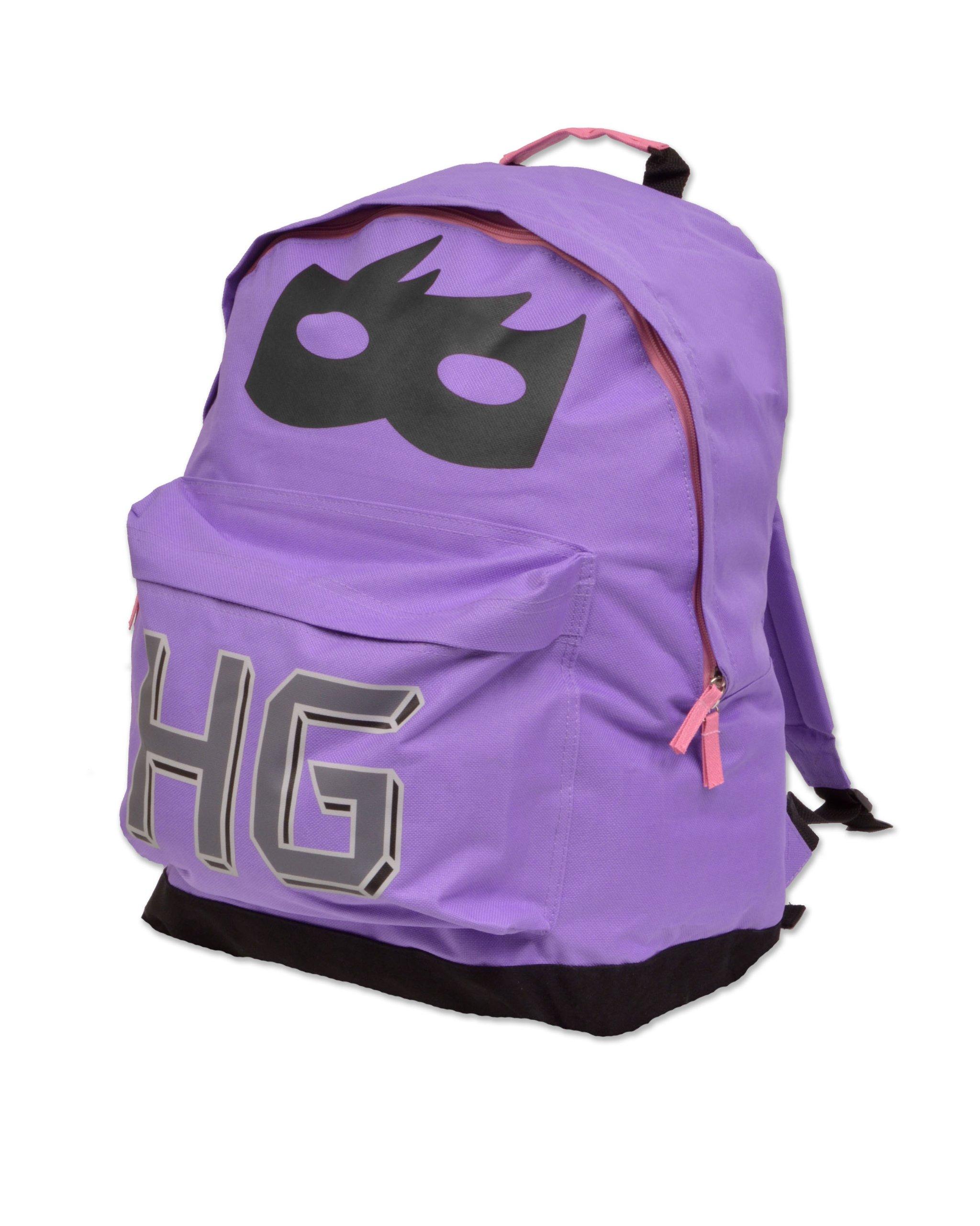 Kick Ass 2 ''Hit Girl Mask'' Backpack Double Buckle