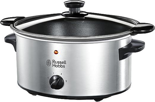 Russell Hobbs Cook@Home - Olla de Cocción Lenta (Cocina Lenta ...