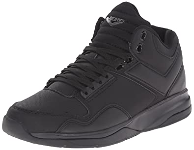 PONY Men\u0027s S30 Core Walking Shoe, Black Monochrome, ...