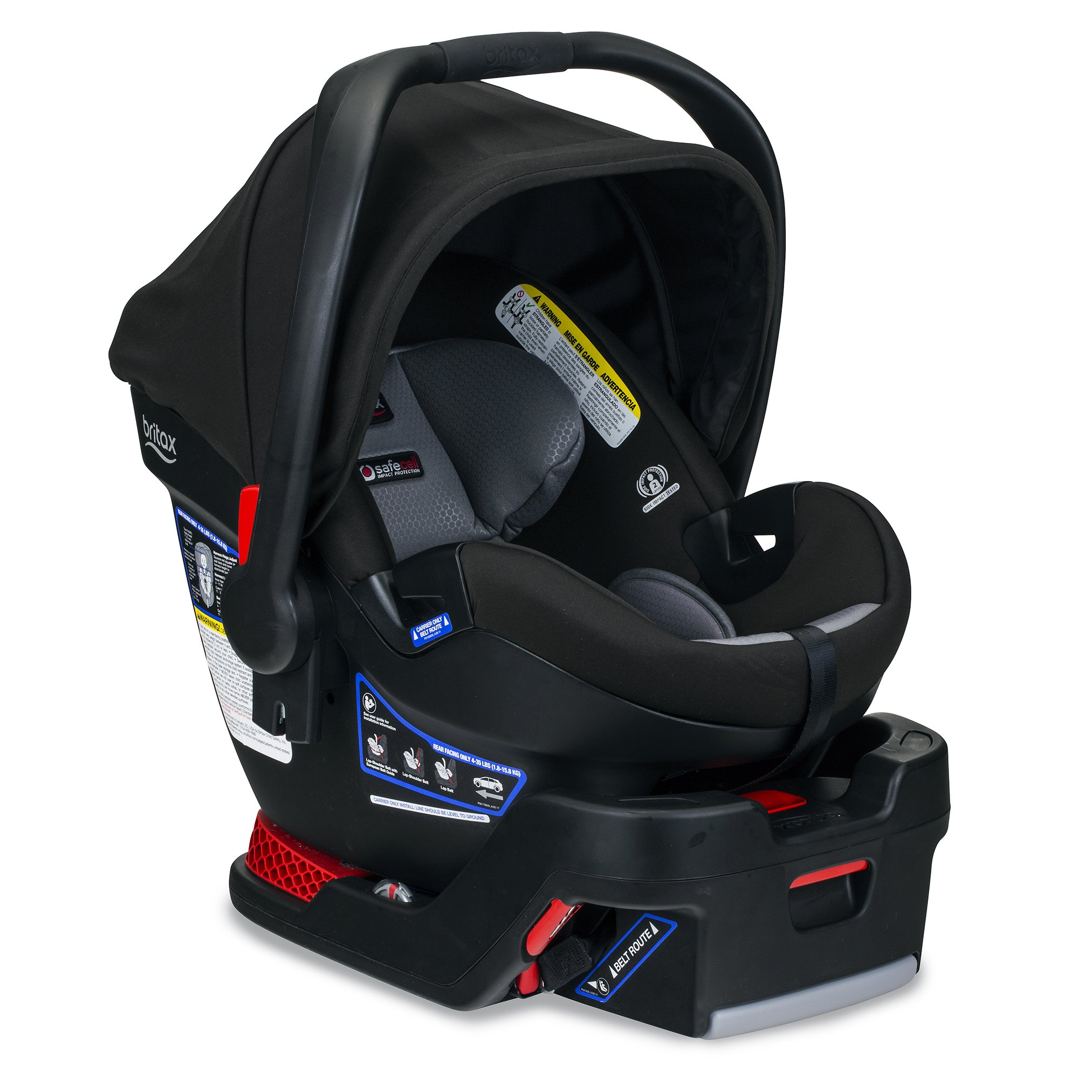 britax b safe ultra infant car seat. Black Bedroom Furniture Sets. Home Design Ideas