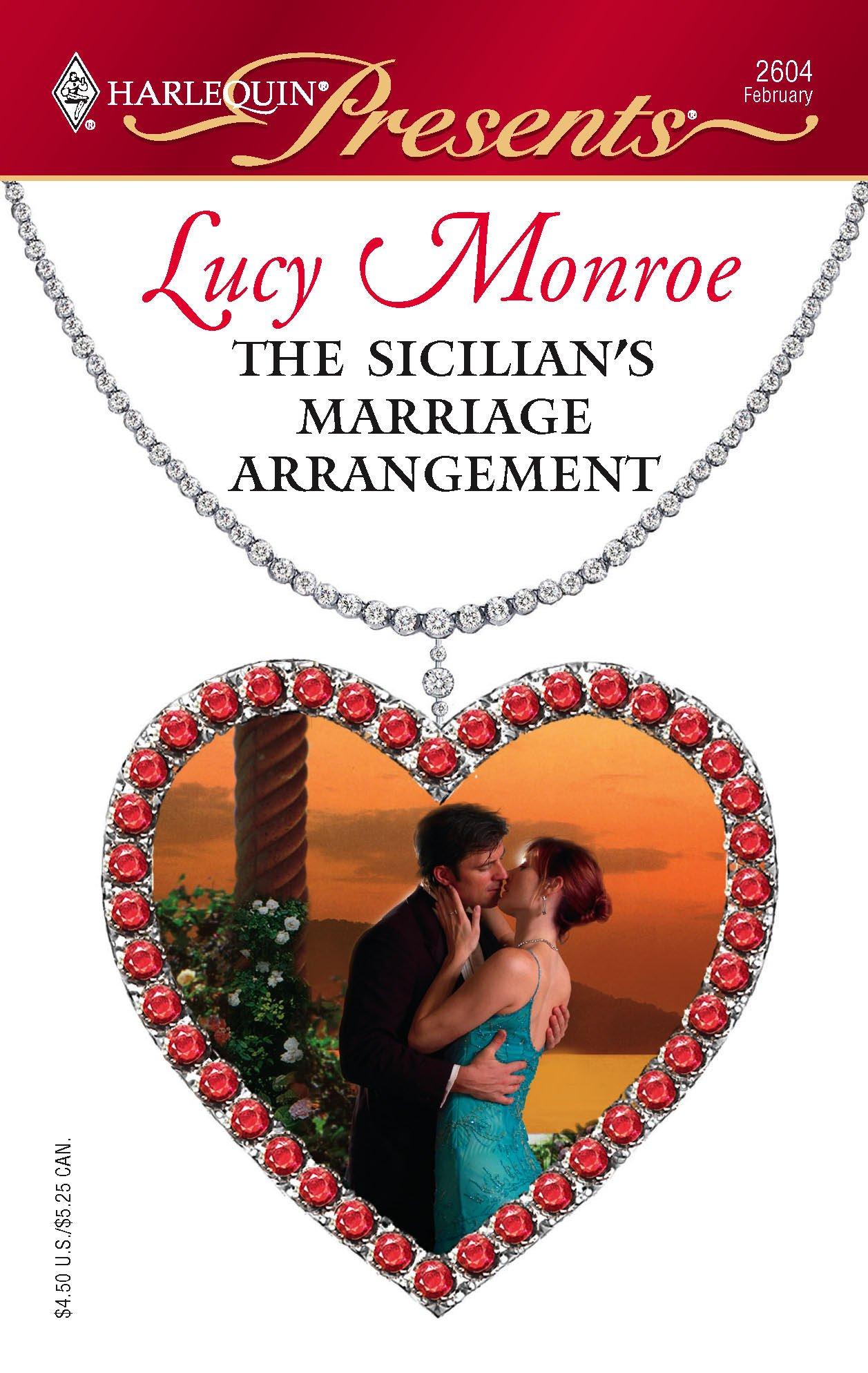 Read Online The Sicilian's Marriage Arrangement pdf
