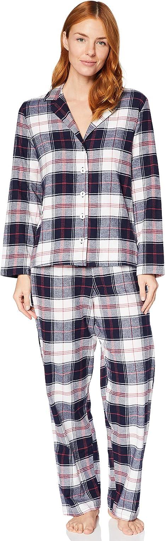 Iris /& Lilly Damen Fleece Pyjama Set Marke