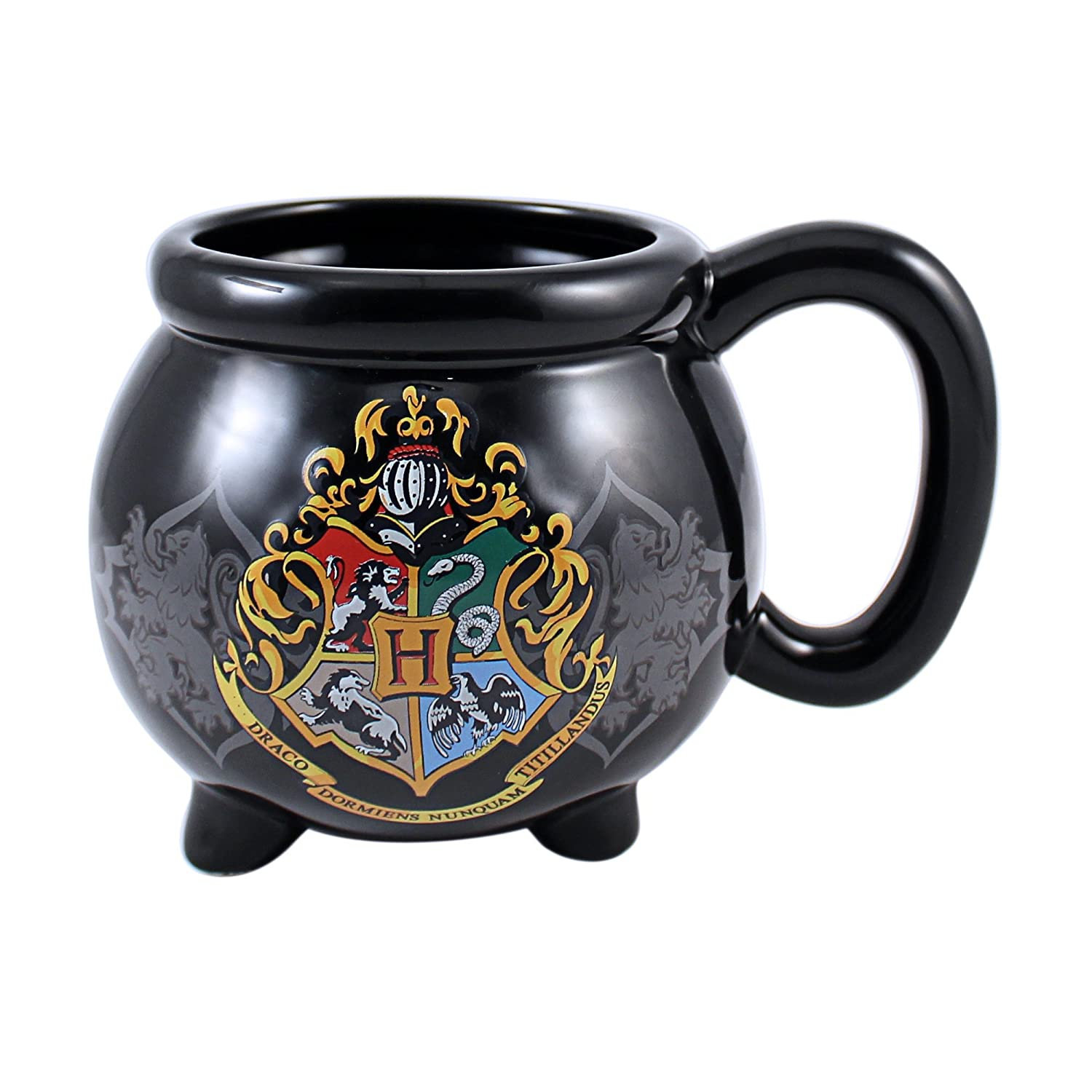 Harry Potter Hogwarts Cauldron 3D Ceramic Mug, 20 oz