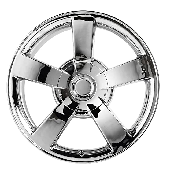Amazon Com Wheel Replicas V1130 Chevrolet Silverado Ss Matte Black
