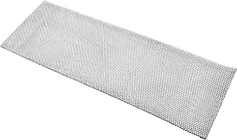 vhbw Filtro de grasa de metal, filtro permanente 43,5 x 14,8 x 0,5 cm para Electrolux EFP 636 X, 636/SK, C 640 S campana de cocina de metal: Amazon.es: Grandes electrodomésticos