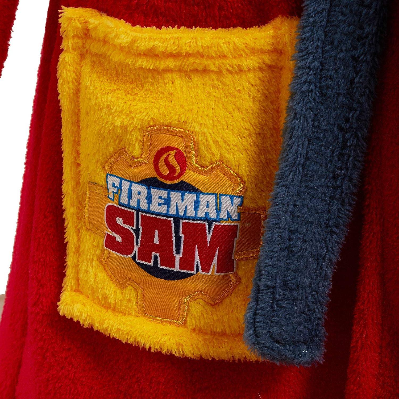 Lora Dora Boys Fireman Sam Vestaglia 3D per Bambini